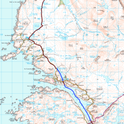 Day 3 Sandwood Bay to Rhiconich River